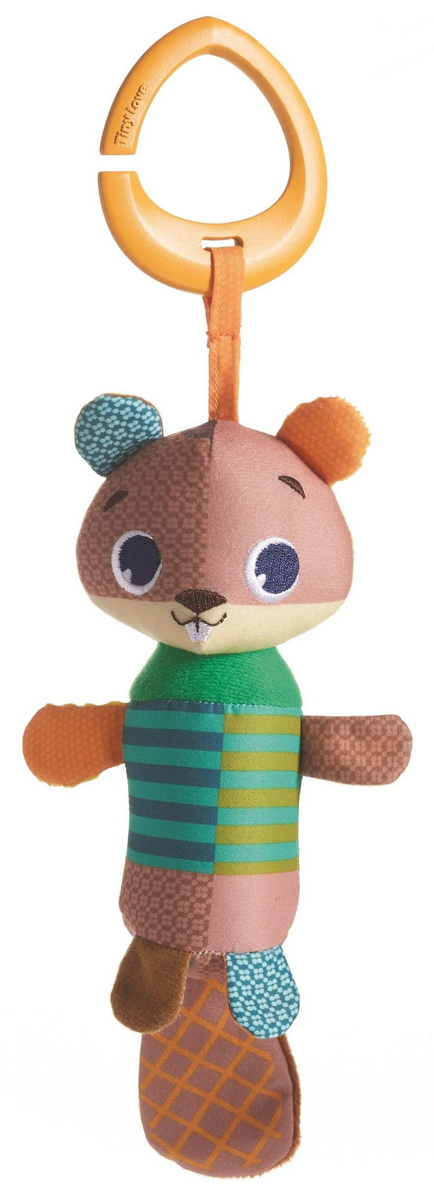Купить Подвеска Tiny Love 'Бобер Альберт' с ветреным колокольчиком (1114400458)