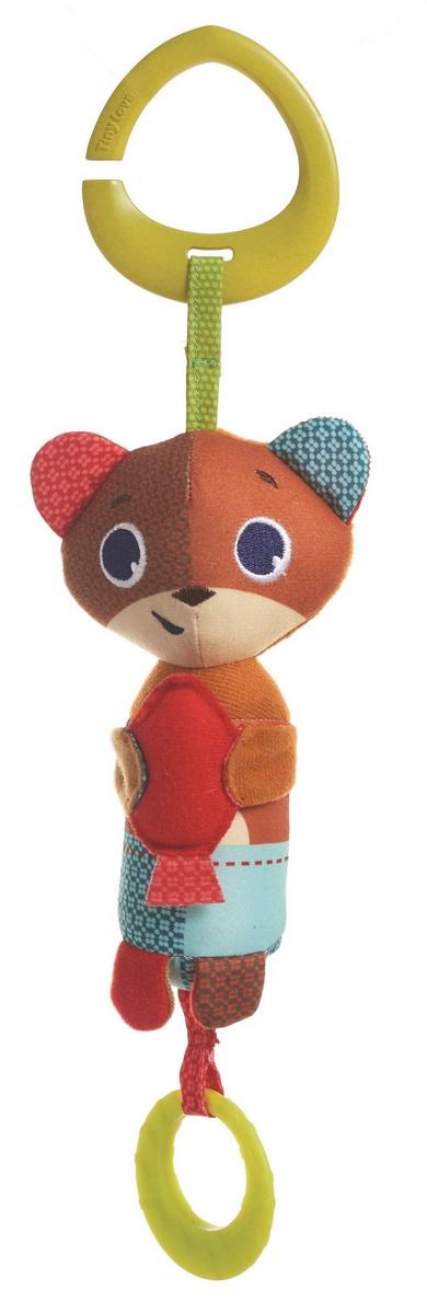 Купить Подвеска Tiny Love 'Медвежонок Исаак' с ветреным колокольчиком (1114200458)