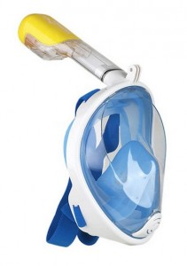 Маска для подводного плавания JUST Breath Diving Mask S/M Blue (JBR-SM-BL)