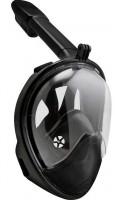 Маска для подводного плавания JUST Breath Pro Diving Mask L/XL Black (JBRP-LXL-BK)