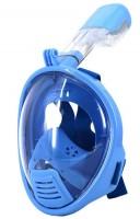 Маска для снорклинга JUST Breath Сhild Diving Mask XS Blue (JBR-XS-BL)