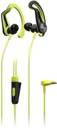 Купить Наушники Pioneer SE-E5T Yellow (SE-E5T-Y)