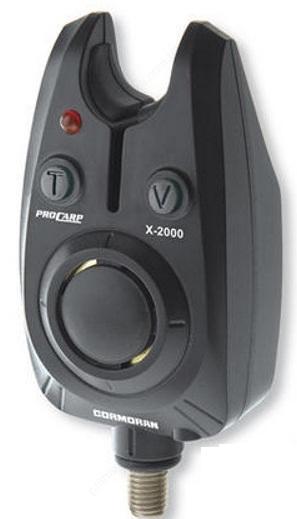 Купить Сигнализатор Cormoran Pro Carp X-2000 (11-80201B)