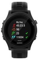 Спортивные часы Garmin Forerunner 935 GPS EU/PAC Black & Grey (010-01746-04)