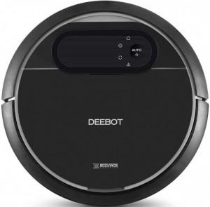 Робот-пылесос Ecovacs Deebot DN78D Black (DN78D)