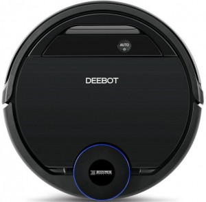 Робот-пылесос Ecovacs Deebot Ozmo 930 Black (DG3G)