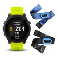 Смарт-часы Garmin Forerunner 935 Tri-bundle Black with Yellow Straps  (010-01746-06)