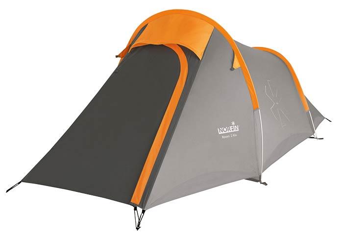 Купить Палатка 2-х местная Norfin Roxen 2 Alu 4000мм / AL / 210+(100)Х150х115см / NS (NS-10306)