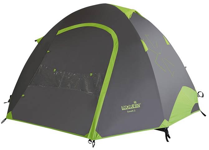 Купить Палатка 2-х местная Norfin Smelt 2 Alu 4000мм / AL / (60)+140+(60)Х 215х120см / NF (NF-10301)