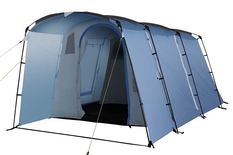 Купить Палатка 4-х местная Norfin Malmo 4 4000мм / FG / 205+(80+40)Х260х190см / NFL (NFL-10207)