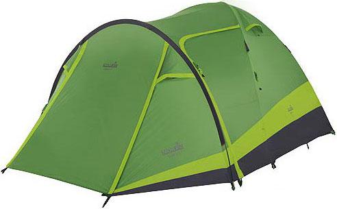 Купить Палатка 4-х местная Norfin Rudd 3+1 4000мм / FG / 280+(90)Х240х170см / NF (NF-10202)