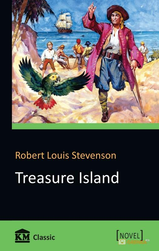 Купить Treasure Island, Robert Stevenson, 978-966-948-087-3