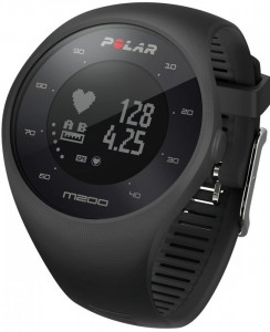 Смарт-часы Polar M200 for Android/iOS Black M/L (90061201)