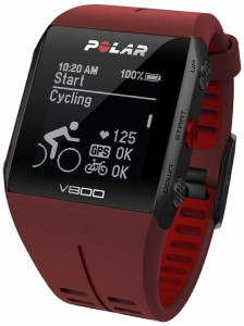 Смарт-часы Polar V800 HR Red New (90060774)