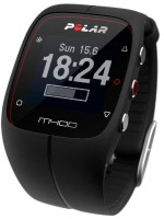 Спортивные часы Polar M400 HR + GPS for Android/iOS Black (90053836)