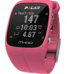 Спортивные часы Polar M400 HR + GPS for Android/iOS Pink (90057194)