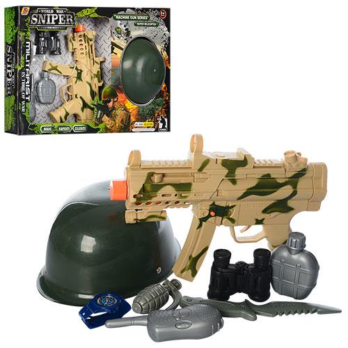 Купить Игровой набор военного (AC987-5), China Factory