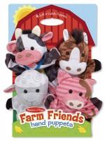 Кукольный театр Melissa&Doug 'Животные фермы' (MD19080)