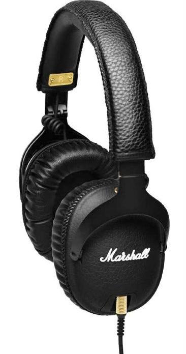Купить Наушники Marshall Monitor Black (4090800)