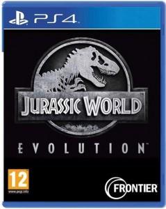 игра Jurassic World Evolution (PS4)