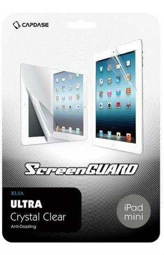 Защитная пленка Capdase ScreenGUARD KLIA for iPad mini 3/iPad mini 2/iPad mini (SPAPIPADM-K)  - купить со скидкой