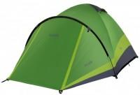 Палатка 3-х местная Norfin PERCH 3  4000мм / FG / 210+(120)Х210х130см / NF (NF-10106)
