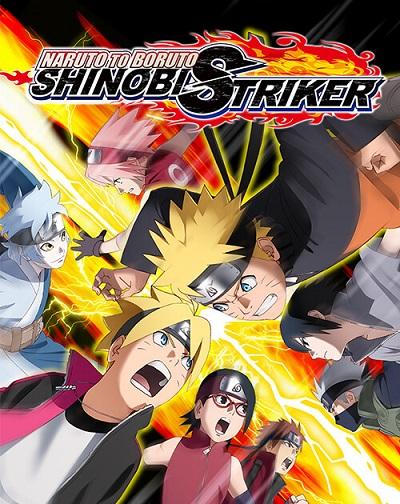 Купить Ключ для Naruto To Boruto: Shinobi Striker, Namco Bandai