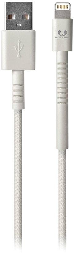 Купить Кабель Fresh 'N Rebel Fabriq Lightning Cable 3m Cloud (2LCF300CL), Fresh N Rebel