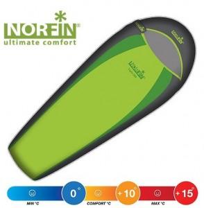 Спальный мешок Norfin LIGHT 200 (NF-30102)