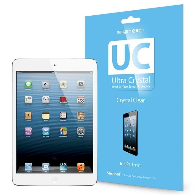 Купить Защитная пленка SGP Screen Protector Steinheil Series Ultra Crystal for iPad mini 1, 2, 3 (SGP09632), Spigen