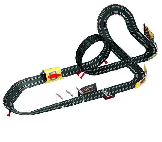 Купить Автотрек Carrera GO!! Тачки 3 Самый быстрый, длина трассы 6.2м (CR-20062416)