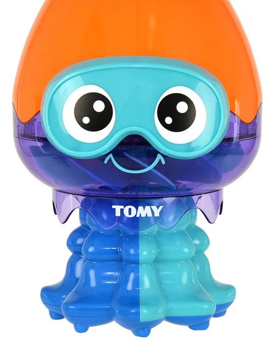 Купить Игрушка для ванной комнаты Tomy 'Медуза' (T72548)