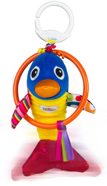 Купить Развивающая игрушка для малышей Lamaze 'Дельфин' (T72611)