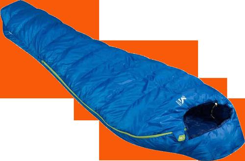 Купить Спальник Millet Alpine LTK 600 Sky Diver Right (00000038140)