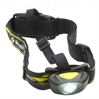 Купить Фонарь Black Diamond Sprinter Headlamp Black (00000003457)