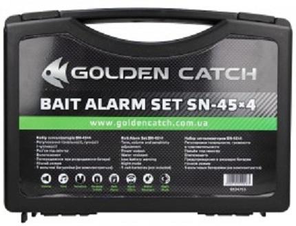 Купить Набор сигнализаторов GC SN-45 (4шт) (6534753), Golden Catch