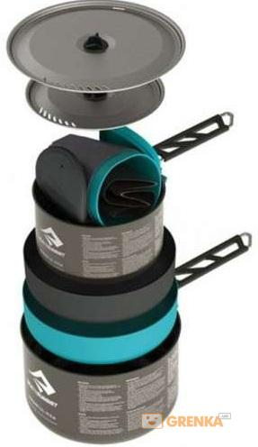 Купить Набор посуды Sea To Summit Alpha Cookset 2.2 (STS APOTACKSET2.2)