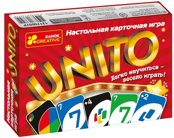 Купить Настольная игра Ranok 'Унито' (12170007Р)
