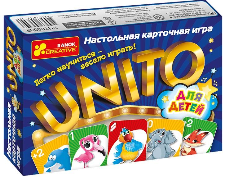 Купить Настольная игра Ranok 'Унито' (12170008Р)