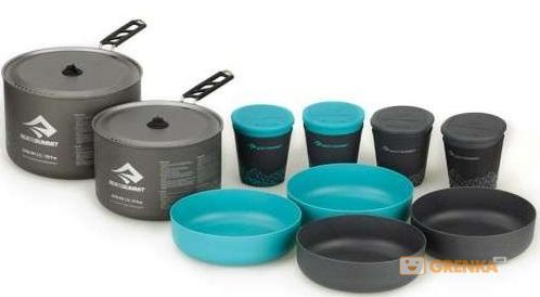 Купить Набор посуды Sea To Summit Alpha Cookset 4.2 (STS APOTACKSET4.2)