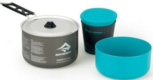 Купить Набор посуды Sea To Summit Alpha Cookset 1.1 (STS APOTACKSET1.1)