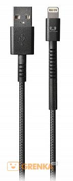 Купить Кабель Fresh 'N Rebel Fabriq Lightning Cable 1, 5m Concrete (2LCF150CC), Fresh N Rebel