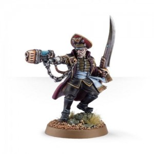 фигурка Фигурка для сборки Games Workshop 'Warhammer. Officio Prefectus Commissar' (99070105001)