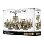 фигурка Фигурки для сборки Games Workshop 'Warhammer. Skaven Pestilens Plague Monks' (99120206021)