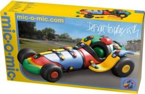 Конструктор Mic-O-Mic 'Гоночный автомобиль' (089.021)