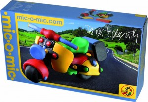 Конструктор Mic-O-Mic 'Скутер' (089.032)