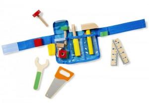Набор инструментов Melissa&Doug 'Комплект с деревянными инструментами' (MD15174)