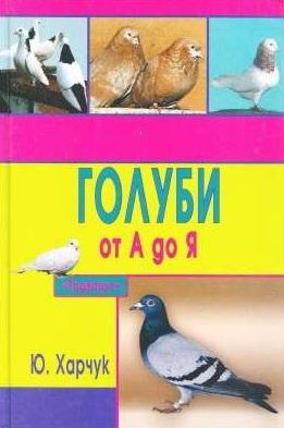 Купить Голуби от А до Я, Юрий Харчук, 978-5-222-16047-3