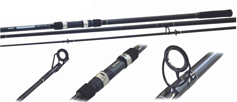 Купить Удилище карповое Fishing Roi Commodor Carp Rod 3.90м 3.0Lb (615-2-390)