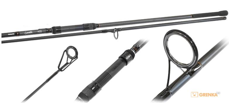 Купить Удилище карповое Fishing Roi Corvette Carp Rod 3.90м 3.25Lb (608-325-390)
